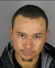 Suspected car burglar caught in Walnut Creek.