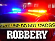 Clayton, Danville, armed robbers follow business owner home.