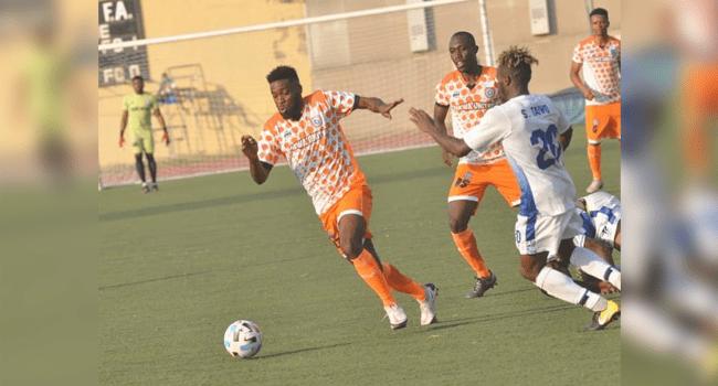 NPFL: 10-Man Akwa United Beats Plateau United 1-0
