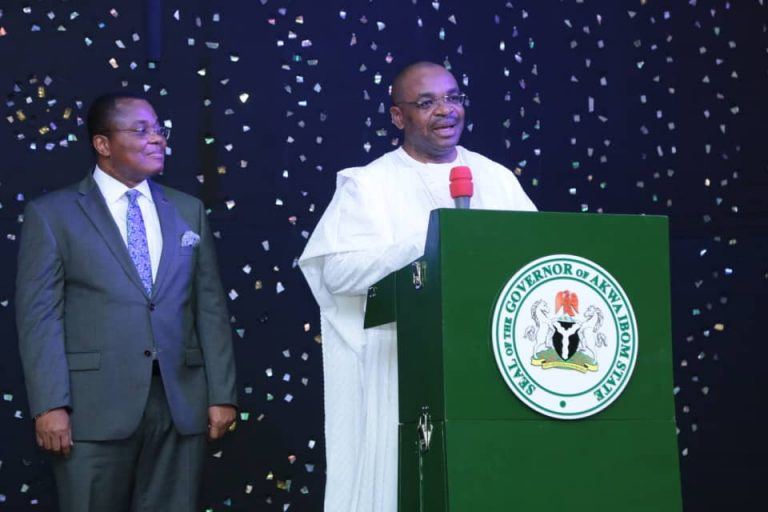 Cultism: Governor Emmanuel Reads Riot Act To Uniuyo Community