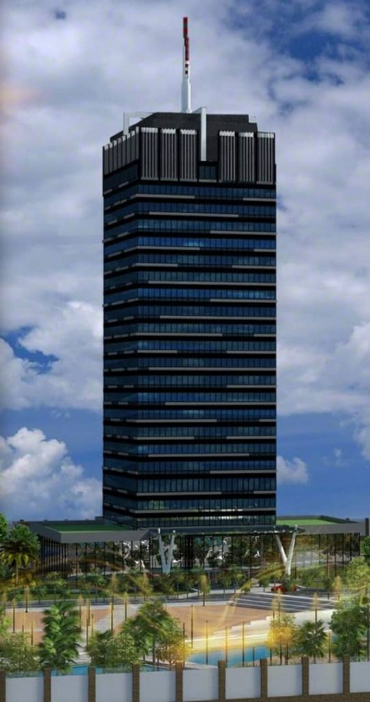 21 Storey Smart Complex – A'Ibom Is Set For World Businesses