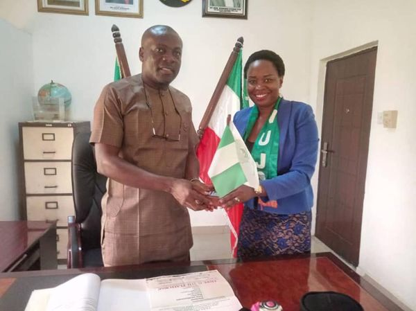 """I will support You""""Mbo Council boss assures News31 Crew"""