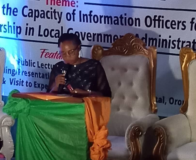 Being a text of an address delivered by Comrade Roseline Etukudoh, LOGIC Chairman on a Public Lecture to Mark the 2021 LOGIC Press week.