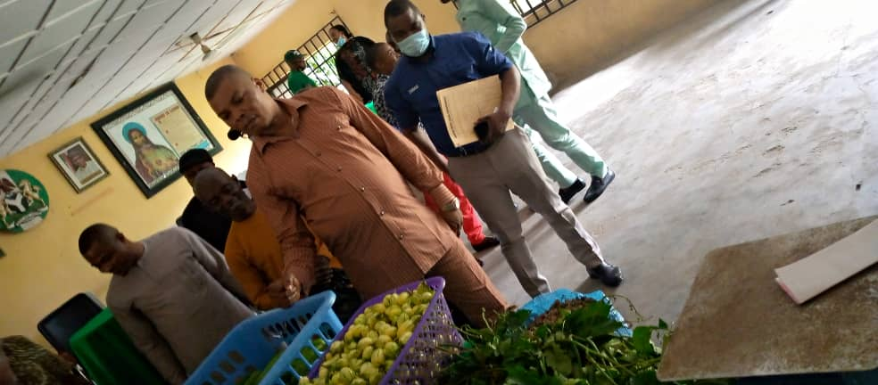 IBIONO IBOM AGRIC EXPOSITION …Ekopimo sues for Productivity and Profitability- Emilia Eqout