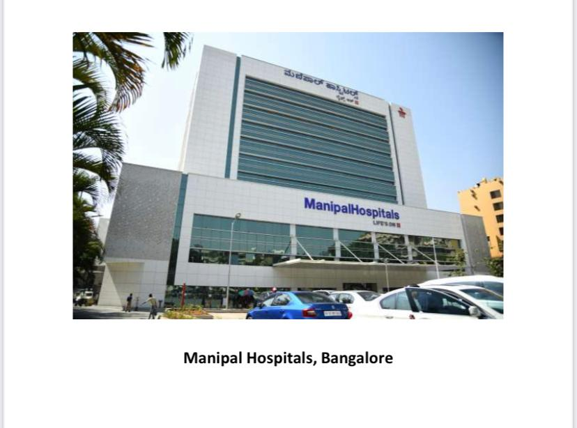MANIPAL HOSPITALS SUCCESSFULLY COMPLETES A ONE-DAY ONCOLOGY WORKSHOP FOR NIGERIAN JOURNALISTS- Emaido Affia.