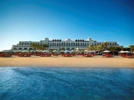 Jumeirah Zabeel Saray – The World's most opulent resort and award winning spa