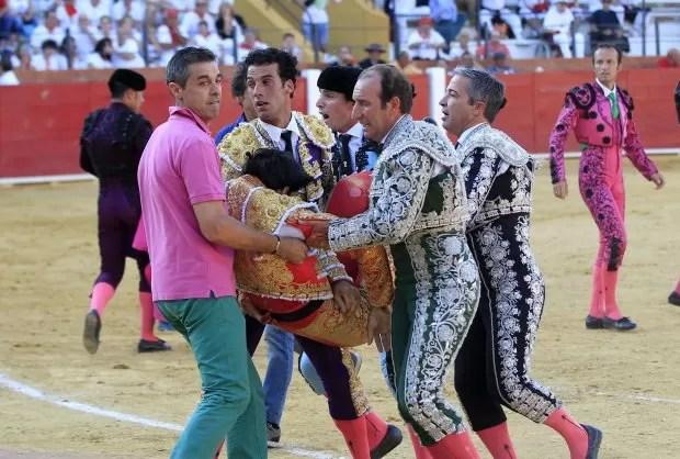 (Picture: EPA/ANTONIO GARCIA)