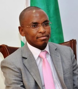 Peter Ndegwa, Managing Director/Chief Executive Officer, Guinness Nigeria Plc