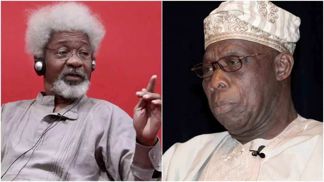 Image result for Wole Soyinka accuses Obasanjo of awarding oil blocks in return for sexual gratification