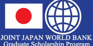 Joint Japan World Bank Scholarships