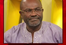 Kennedy Agyapong Appointed As The New Ghana Gas Board Chair