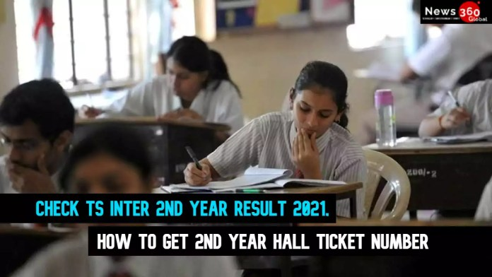 TS Inter 2nd Year Result 2021, How to get 2nd year Hall ticket Number, Direct Links, release Date and Time