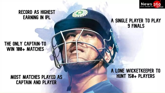 Dhoni Birthday turns 40, Every Fan Must Know, Dhoni's 5 big records made in the IPL