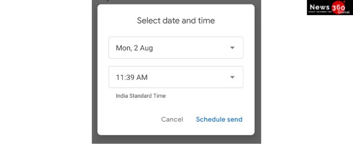 How to Schedule an Email in Gmail in Mobile App and Desktop Browser
