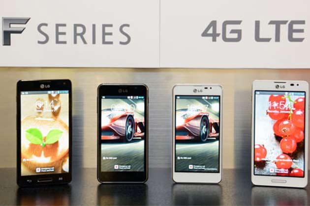 LG 4G Mobile