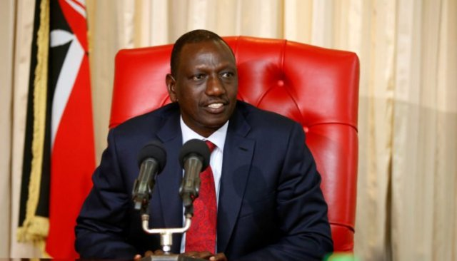 Deputy President William Ruto