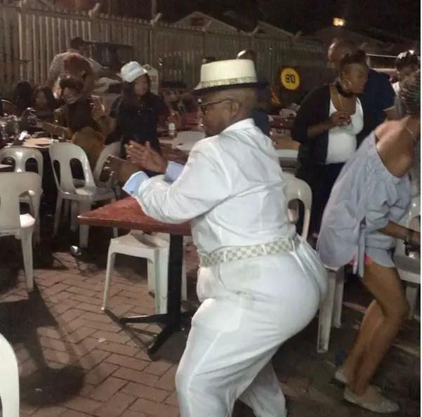 Blesser Dancing