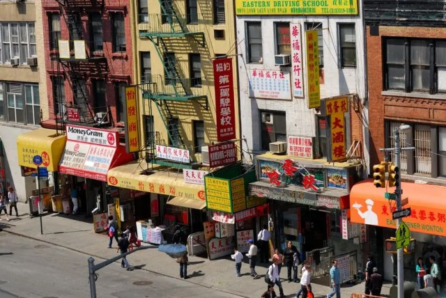 Chinatown cultural tour