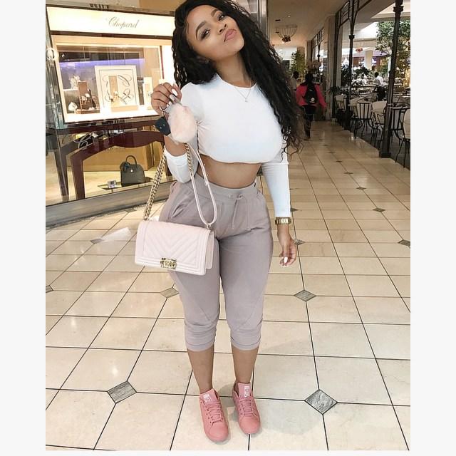 Faith Nketsi latest sexy pictures
