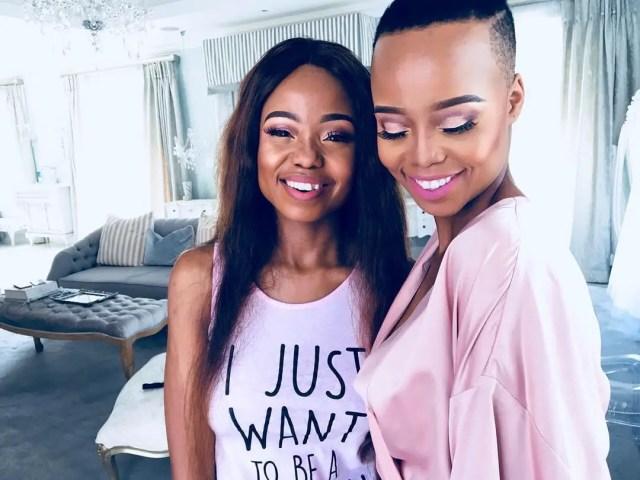 Ntando and Thando