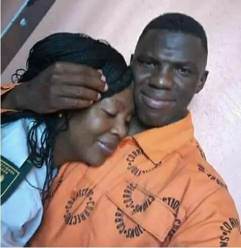 female Prison Guard kills herself