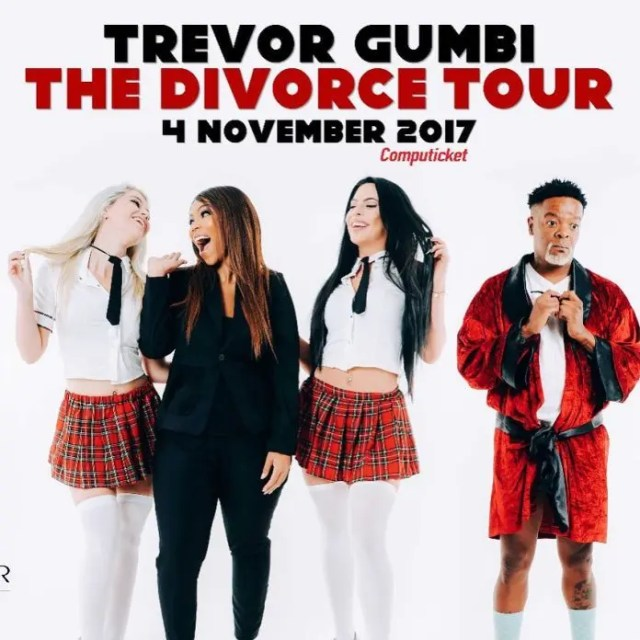 Trevor Gumbi Divorce Tour