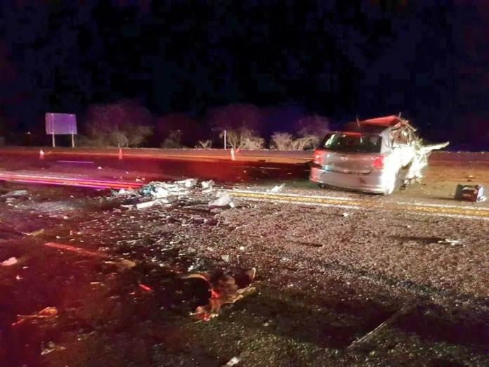 7 die in Accident