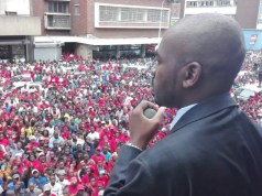 MDC-T supporters
