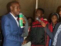 Pastor Lethebo Rabalago