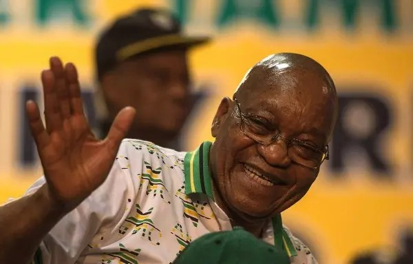 Former President Zuma