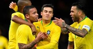 Brazil beat Germany