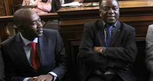Mnangagwa and Chamisa
