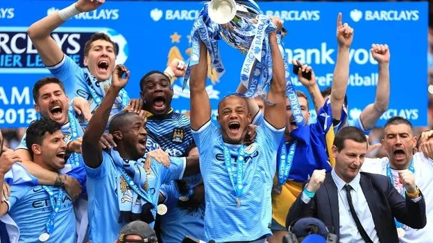 Manchester City FC News, Fixtures & Results 2019/2020 ...