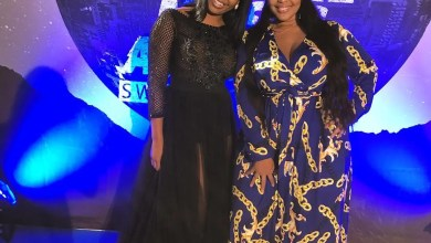 Photo of Pictures of Minnie Dlamini in Namibia Jones attending the #nama2018