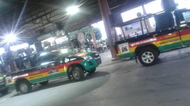 Zanu-PF New Cars