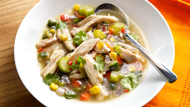 Photo of This is how to make Chicken Vegetable Soup: RECIPE
