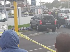 Five suspected hijackers