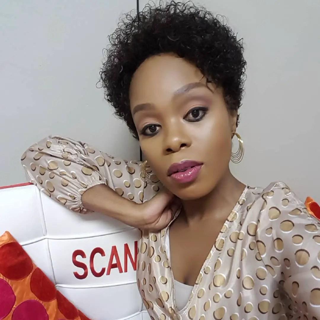 Happy birthday Boniswa from Scandal Aka Lusanda Mbane ...