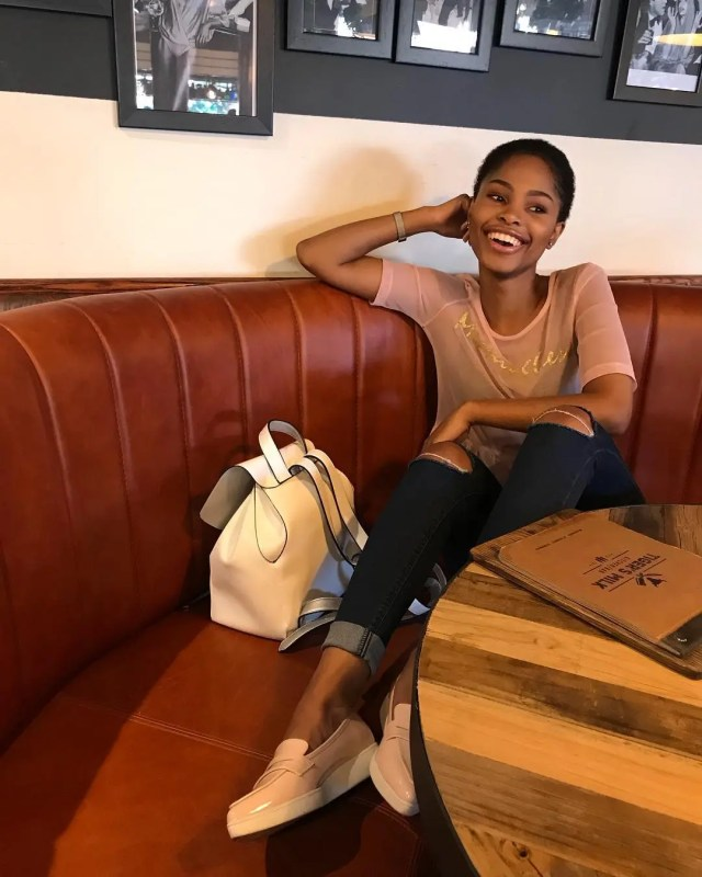 Latest Pictures Of Nandi Mbatha Aka Simi From Isithembiso