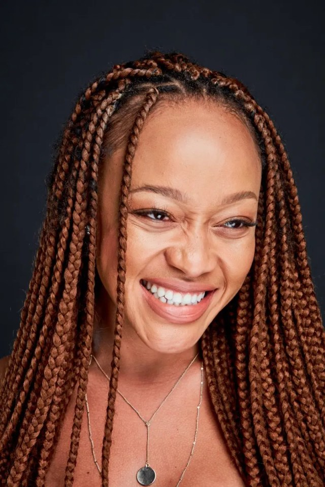 In Pictures Thando Thabethe Rocking New Hairstyle Braiding