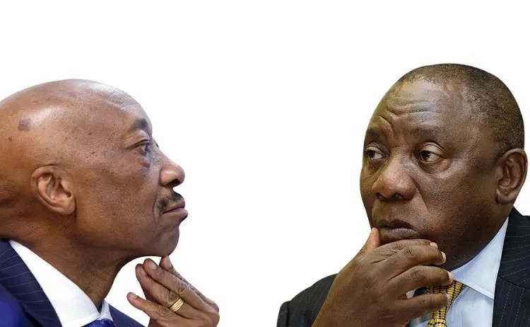 Tom Moyane wants Ramaphosa and Gordhan grilled at his ...