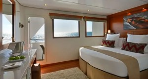 Cruise bedroom