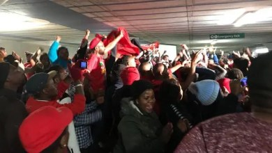 Photo of Meeting to rename Cape Town airport abandoned : Video