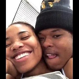 In Pictures: Nasty C hanging out with his girlfriend