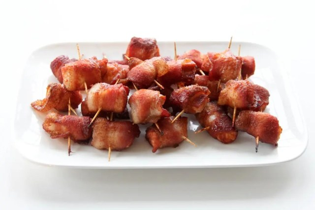 Spicy Bacon Bites