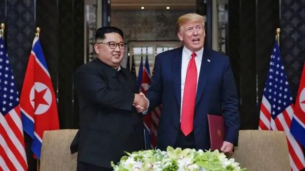 Trump - Kim Summit
