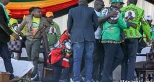 Zanu PF White City Rally