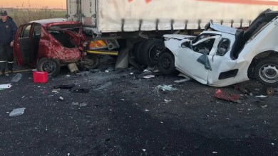 Photo of N12 Accident leaves several injured: Pictures