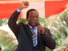 Emmerson Mnagagwa