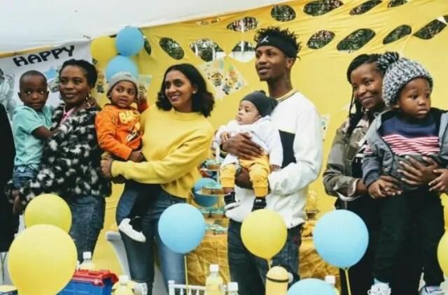 Emtee Family